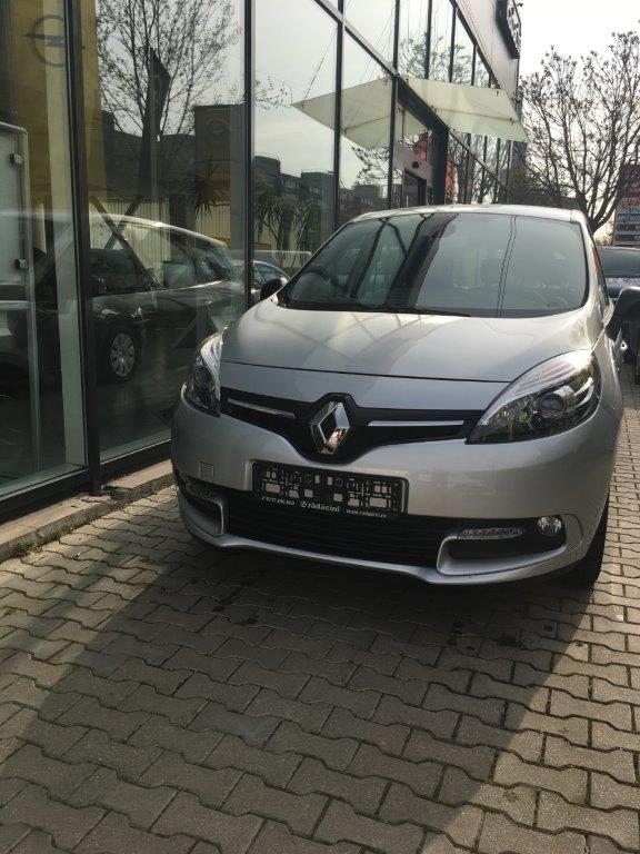 Renault Scenic 1.5 DCI 110 CP